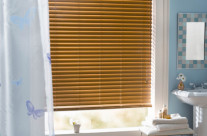 Faux Wood Venetians